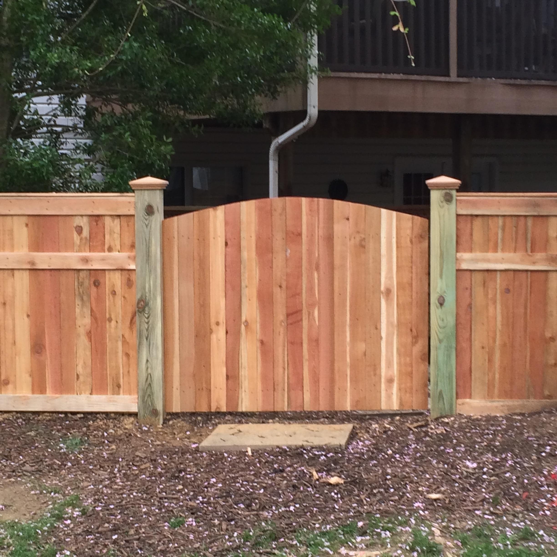 Wood capital fence 301 972 8400 serving dc md va denicoff gate baanklon Choice Image