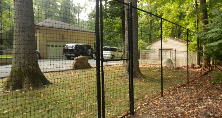 Deer Fencing Potomac Amp Rockville Md Capital Fence