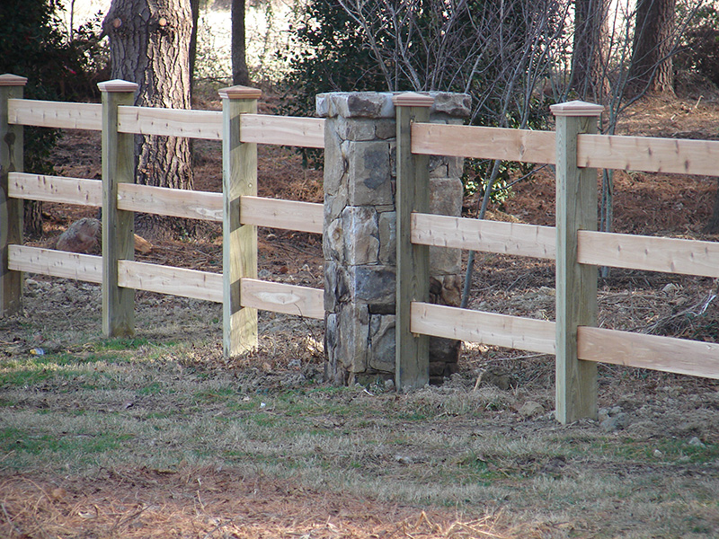 Wood Privacy | Capital Fence | 301-972-8400 | Serving DC MD VA